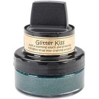 Cosmic Shimmer Glitter Kiss-Hunter Green