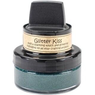 Cosmic Shimmer Glitter Kiss-Hunter Green