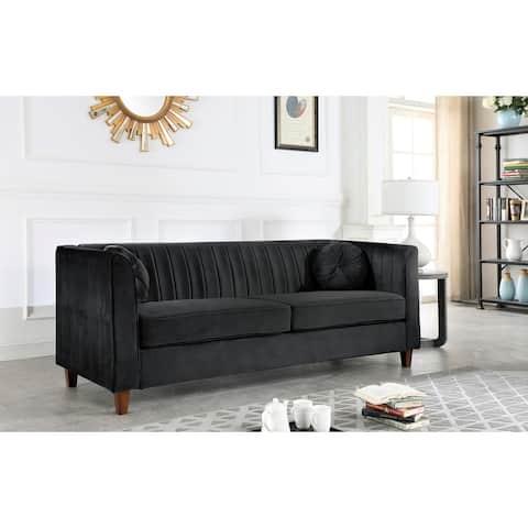 Boton Chesterfield Sofa
