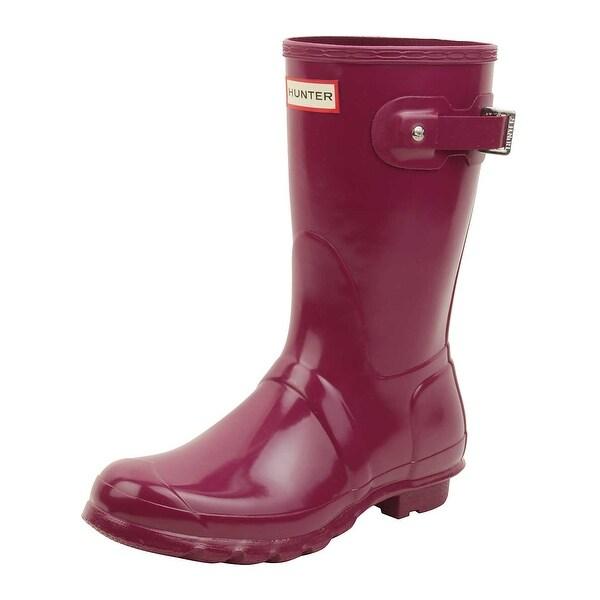 Hunter Women's Original Short Gloss Rain Boot