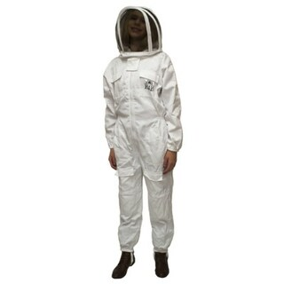 Harvest Lane Honey CLOTHSXL-101 Beekeeping Suit, X-Large