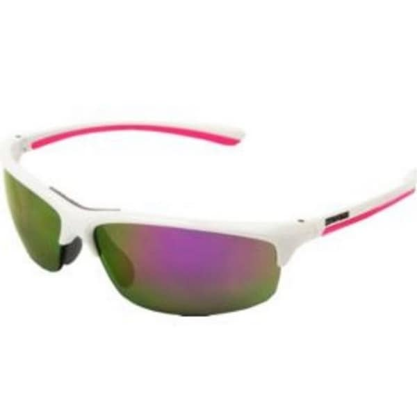 1c8f9b0fbfc5b Shop Rawlings Youth Fastpitch Softball 12 Sport Sunglasses QTS Girl s Pink  10228966 - One size - Free Shipping On Orders Over  45 - Overstock -  18058530