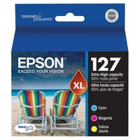 """Epson 127 Ink Cartridge - C/M/Y Ink Cartridge"""