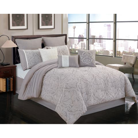 Riverbrook Home Winthrop 10 Piece Comforter Set