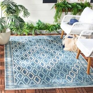 Safavieh Courtyard Noreta Indoor/ Outdoor Rug