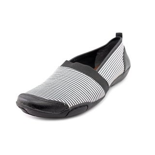 Ros Hommerson Carol N/S Round Toe Leather Loafer