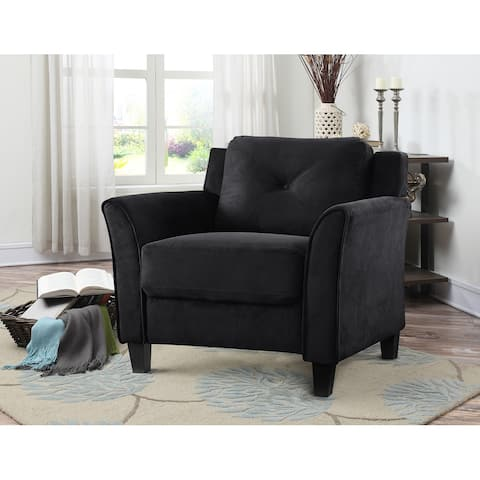 Lifestyle Solutions Harvard Microfiber Chair