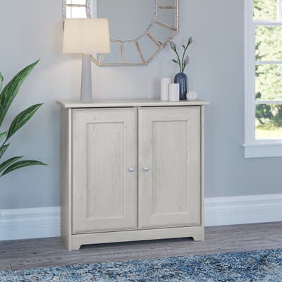 "Copper Grove Daintree Small 2-door Storage Cabinet - 31.38""L x 12.40""W x 29.96""H"