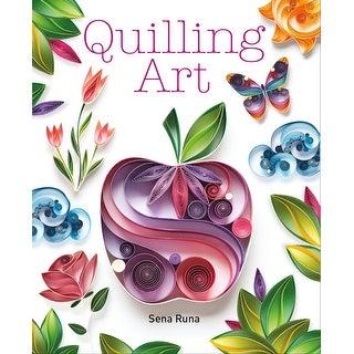 Guild Of Master Craftsman Books-Quilling Art