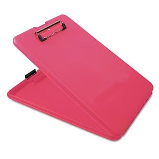 SlimMate Portable Desktop 1 in. Capacity Holds 8 .5w x 12h Pink