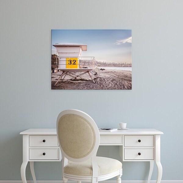 Easy Art Prints Avi Richardsd's 'Tower' Premium Canvas Art
