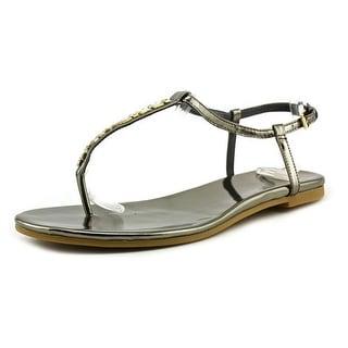 Cole Haan Effie Jewel Women Open-Toe Synthetic Slingback Sandal