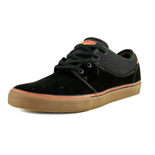 Globe Mahalo Men Black/Tobacco Skateboarding Shoes