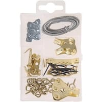 Hillman Fastener Corp Sm Picture Hanger Kit 130200 Unit: EACH