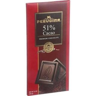 Perugina Chocolate Bar, Dark Chocolate - (Case of 12 - 3.5 oz)