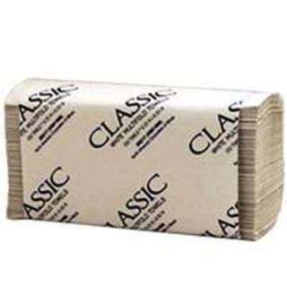 """North American Paper 892599 Multifold Paper Towel, 9-1/4"""" x 9-1/2"""""""