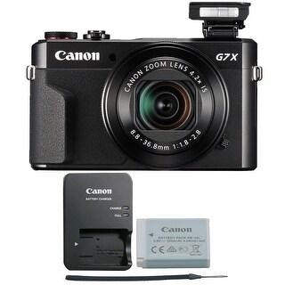 Link to Canon PowerShot G7 X Mark II (Black) Similar Items in Digital Cameras