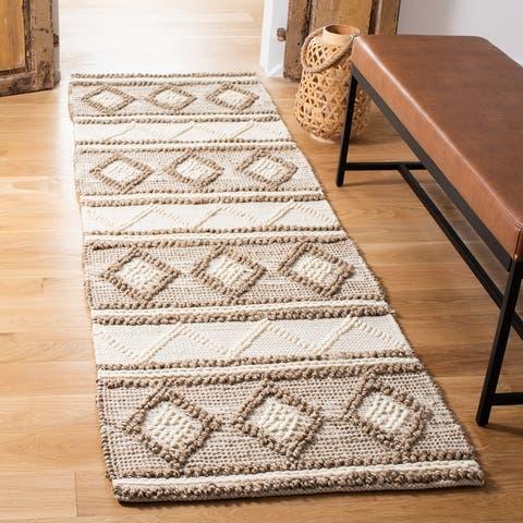 Safavieh Archna Handmade Jute Casual Rug