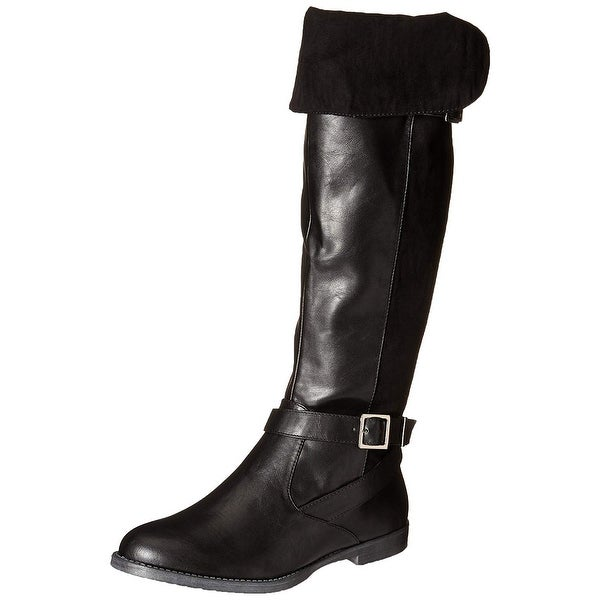 Bella Vita Womens Romy II Closed Toe Over Knee Fashion Boots