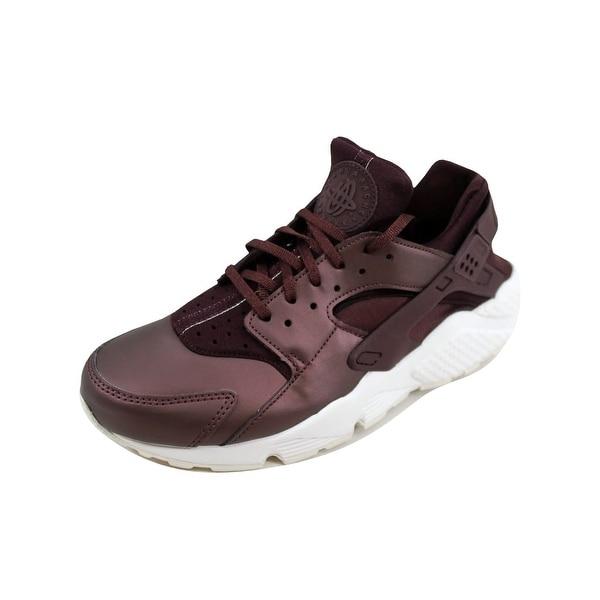 ff84e73968918 Nike Women  x27 s Air Huarache Run Premium TXT Mahogany Metallic Mahogany  AA0523