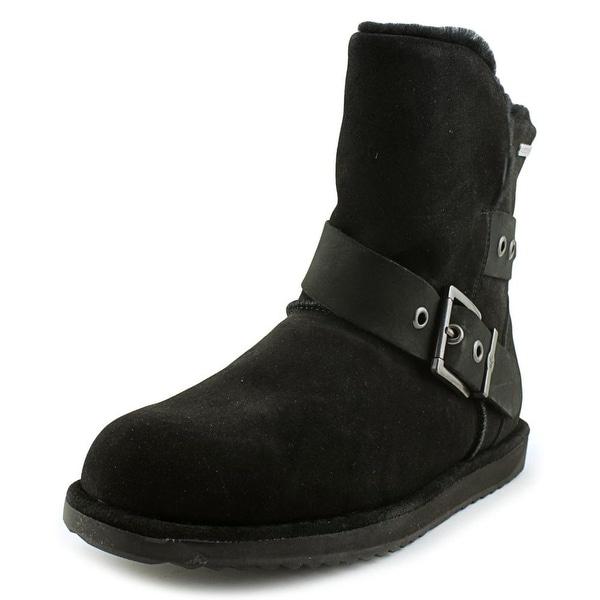 Emu Australia Parkes Women Black Snow Boots