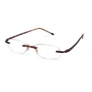 Scojo New York Unisex Gels 1.50 Tortoise Reading Glasses