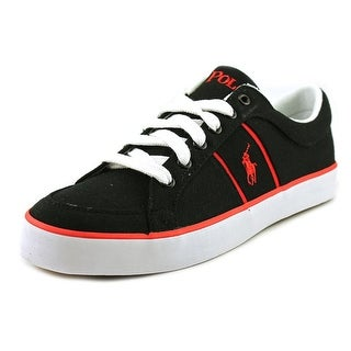 Polo Ralph Lauren Bolingbrook Round Toe Canvas Sneakers