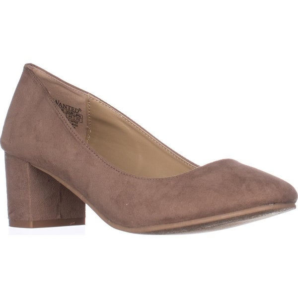 Wanted Amelia Classic Pumps, Taupe