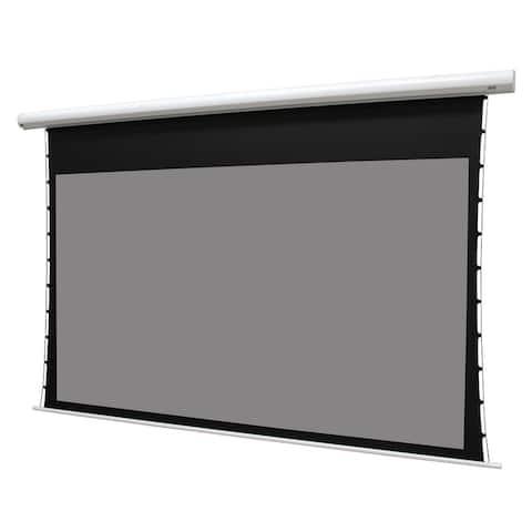 """Elite Screens Saker Tab-Tension ALR Series 100"""" Projector Screen - Black"""