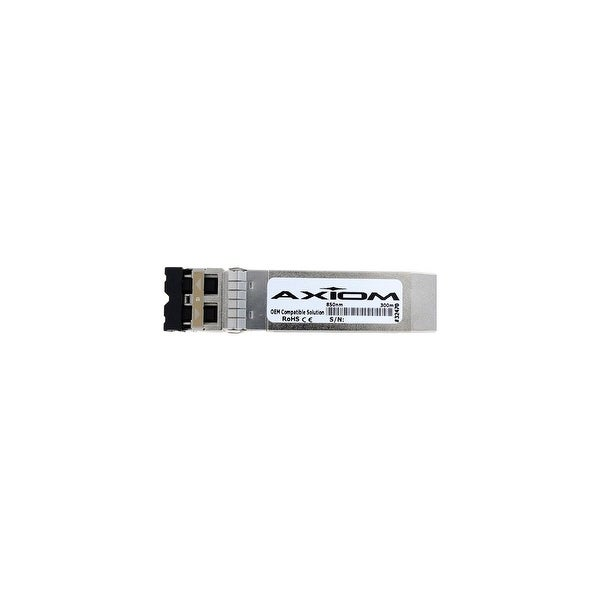 Axion 10G-SFP-SR-AX Axiom SFP+ Module - For Optical Network, Data Networking - 1 x 10GBase-SR - Optical Fiber - 1.25 GB/s 10