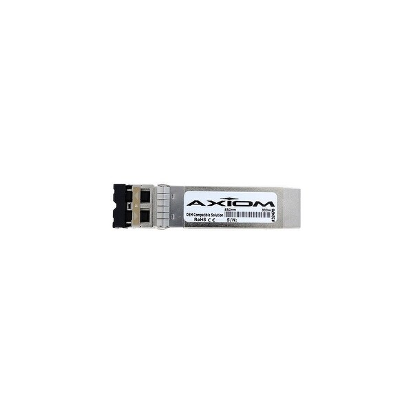 Axion 330-5819-AX Axiom 10GBASE-SR SFP+ for Dell - For Optical Network, Data Networking - 1 x 10GBase-SR - Optical Fiber - 1.25