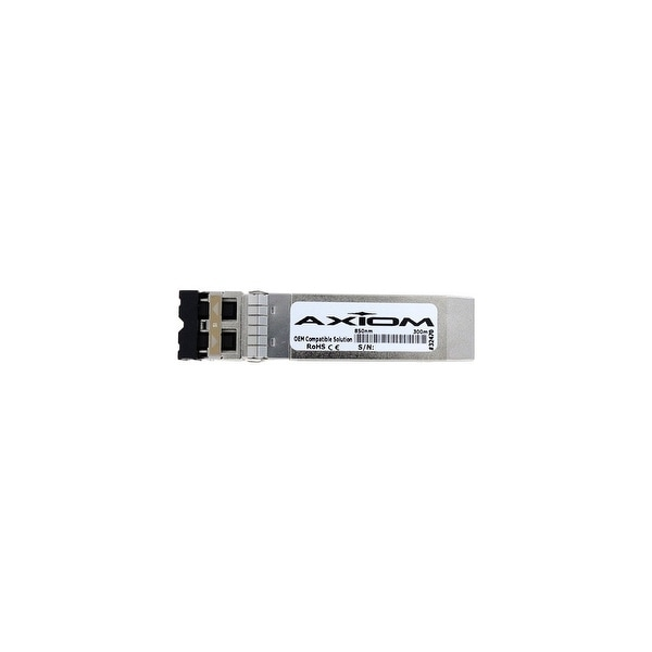 Axion 99-25-0008-AX Axiom 10GBASE-LR SFP+ for RuggedCom - For Data Networking - 1 x 10GBase-LR - 1.25 GB/s 10 Gigabit Ethernet10