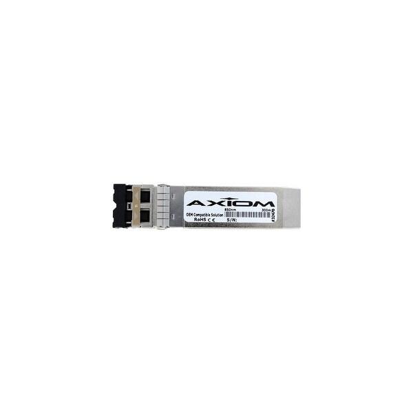 Axion SFP-10GSRLC-AX Axiom 10GBASE-SR SFP+ for Moxa - For Data Networking, Optical Network - 1 x 10GBase-SR - Optical Fiber -