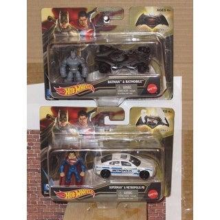 Mattel DJH27 Hot Wheels Marvel Hero Figure & Vehicle Assortment