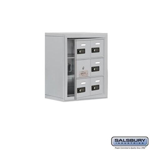 SalsburyIndustries Cell Phone Storage Locker With Front Access Pane
