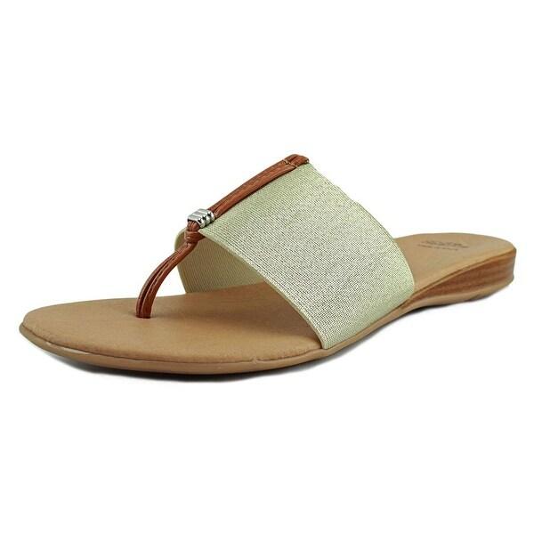 Andre Assous Nice Women Platino Sandals