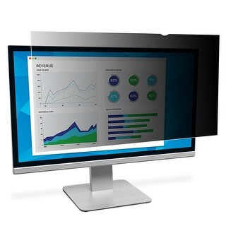 "3M Pf230w9b Privacy Filter For 23"" Diagonal Widescreen Monitor"