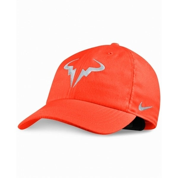 219c66f3 Shop Nike Orange Court AeroBill Rafa Tennis Hat Adjustable Baseball Cap -  Free Shipping On Orders Over $45 - Overstock - 28078183