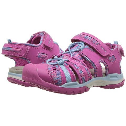 Kids Geox Girls Borealis G Low Top Bungee Sport Sandals
