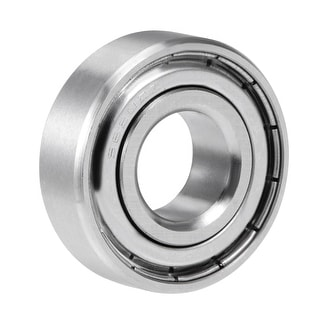 S6202ZZ Stainless Steel Ball Bearing 15x35x11mm Double Shielded 6202ZZ Bearings - 1 Pack - S6202ZZ (15*35*11)
