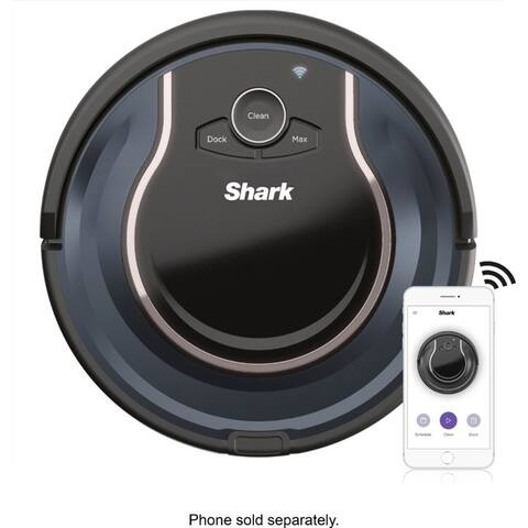 Refurbished Shark Ion Robot Vacuum W/Wi-Fi Connected And Multi-Surface Cleaning