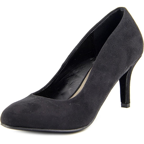 Michael Antonio Finnea Women Round Toe Synthetic Heels