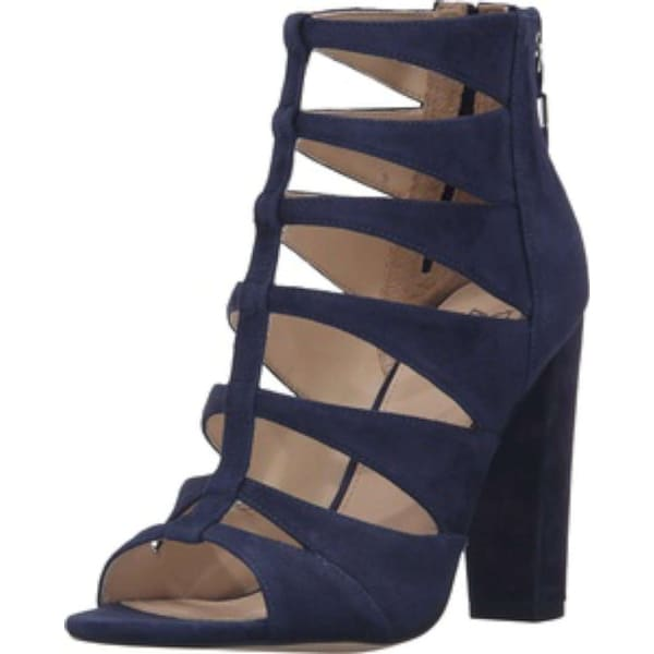 Marc Fisher Womens hindera Open Toe Casual Ankle Strap Sandals