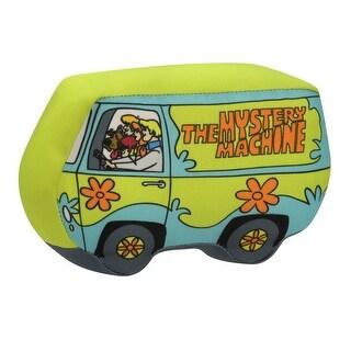 """Scooby-Doo Mystery Machine 10"""" Plush Dog Chew Toy"""