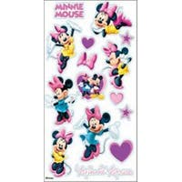 Minnie Mouse - Disney Classic Stickers
