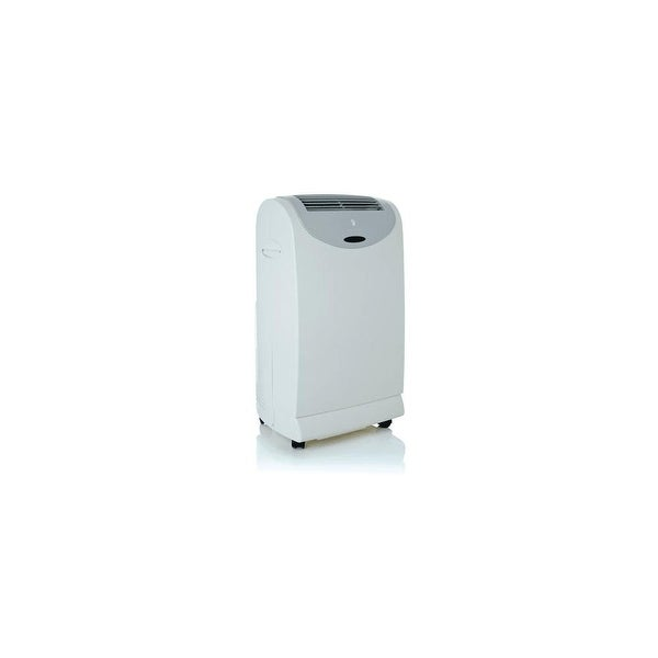 Friedrich P12B 12000 BTU 115V Portable Air Conditioner with Three Fan Speeds and Remote Control - White - N/A