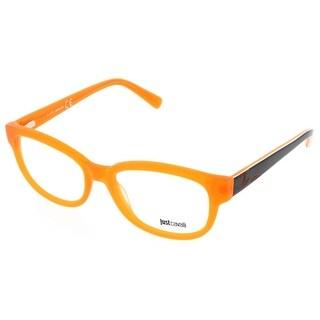 Just Cavalli JC0532/V 043 Orange Wayfarer Optical Frames