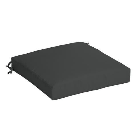 Arden Selections Acrylic Outdoor 21 x 21 in. Seat Cushion