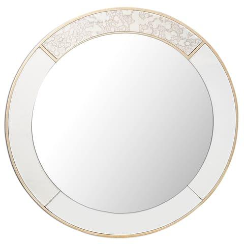Brooks Round Mirror