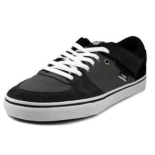 DVS Torey Lo Round Toe Suede Skate Shoe